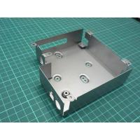 Quality Non Standard Sheet Metal Manufacturing Process , Precision Metal Stamping Parts for sale