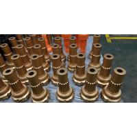 Quality Spherical / Ballistic Ql50 Shank Dth Button Bits For High Pressure Range for sale