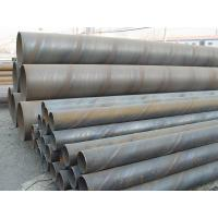 Quality 100 * 50 * 2.5 Seamless Carbon Steel Pipe ASTM A106 Black Steel Pipe For Oil Industry for sale
