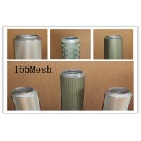 Buy cheap Nickel Rotary Screen Printing , Uniform Transmission High Strength For Textile from wholesalers