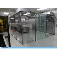 Quality Modular Purification 65dB G4 Filter Clean Room Booths for sale