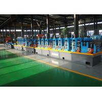 Quality Straight Seam ERW Pipe Mill , High Frequency Pipe Tube Mill Equipment for sale