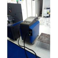 Quality 1000 W Oxidation Removal Laser Cleaning Machine For Metal , Water Cooling for sale