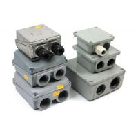 Buy cheap Die Casting Electric Motor Parts For Motor Junction Box A518 from wholesalers