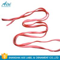 Quality Fabric Cotton Elastic Binding Tape Knit Polyester Elastic Band Pantone Colors for sale