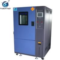 Quality Air cooling environmental simulation industrial stability test constant climate cabinet for sale