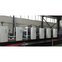Buy cheap Roll Type High Speed Offset Printing Machine , 4 Colour Offset Printing Machine from wholesalers