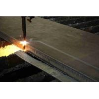 Quality Machine Part Plasma Laser Cutting Steel Plate For Metal Coating Machinery for sale