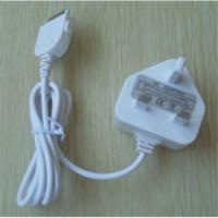 Quality Travel/home charger/UK charger for iphone 3G/3GS for sale