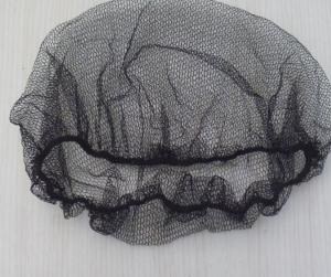"""Quality Mesh Fabric 21"""" Disposable Nylon Cleanroom Net Cap for sale"""