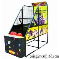 Quality Amusement Equipment Arcade Street Basketball Games Machines for sale
