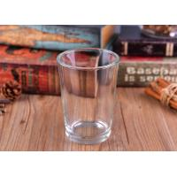 Buy 20OZ Drinking Glass Candle Holder For Juice , Colored Glass Tumblers at wholesale prices