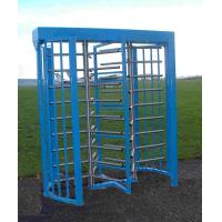 Quality Access Control System Double-lanes Full Height Turnstile for sale