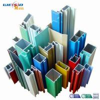 Quality Extrusion Structural frame Aluminium Alloy Profile for window and door for sale