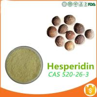 Buy Pharmaceutical Grade Hesperidin Powder CAS 520-26-3 In Combination With Diosmin at wholesale prices