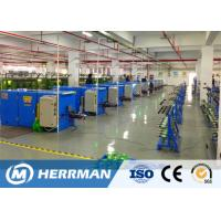 Quality High Production Automatic Wire Twisting Machine , Wire Buncher Machine For Data Cable for sale