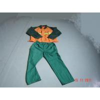 China OEM outdoor work clothing /Clothes Coveralls with cotton+anti-static fiber material on sale