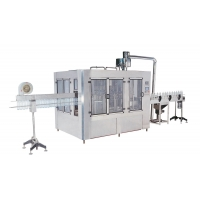 Quality Monoblock 24 Head Washing Filling Capping Machine CNP pump for sale