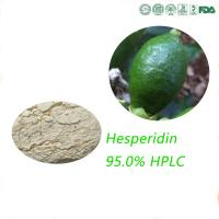 Quality CAS 520-26-3 Hesperidin 95.0% Powder Treating Venous Insuficiency And Hemorrhoids for sale