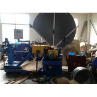 Quality Automatic Spiral Tube Forming Machine With Roll Shear For Air Duct Producing for sale