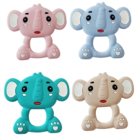 Quality OEM Food Grade Newborn Shower Gifts Baby Teething Toys for sale