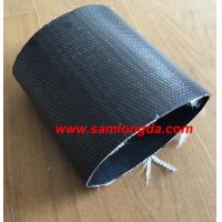 Quality China TPU Layflat Hose with High Pressure (660FT/roll), black color for sale