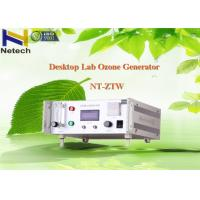 Buy 3g - 7g Detop Ozone Generator For Lab 110V Ozoniser Used In Water Treatment Test at wholesale prices