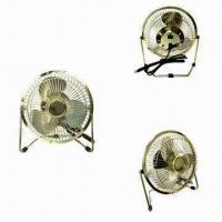 Quality USB Fan, Using Metal Material, Powered by USB, Sized 155 x 150 x 95mm for sale