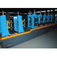 Quality ERW High Frequency Welding Carbon Steel Tube Mill Water Supply Pipe Production for sale