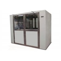 Quality Cargo Purifying 25m/S Air Shower Room For Medical Company for sale