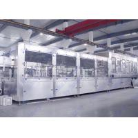 Quality High Capacity Durable Juice Bottle Filling Machine Automatic Production Line for sale