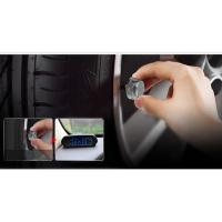 Buy Real - time Monitoring External sensor tire pressure warning system Tire leaking at wholesale prices
