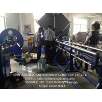 Quality Three Phase Air Spiral Tube Making Machine 380V 50Hz Stainless Steel for sale
