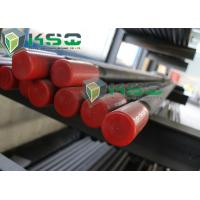 Quality 3050mm 3660mm Length Rock Drilling Tools Fully Carburized Extension Drill Rod for sale