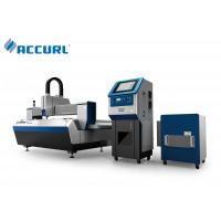 Quality IPG 500w CNC Fiber Laser Cutting Machine For Metal Tube Laser Cutting Machine for sale