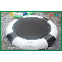China Large Funny Water Bouncer Inflatable Water Toy , Promotional Inflatables on sale