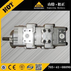 Quality komatsu loader gear pump 705-55-34160 wa300-3 gear pump for sale