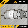 Buy cheap komatsu loader gear pump 705-55-34160 wa300-3 gear pump from wholesalers