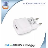 China USB Single Port 5 Volt 2A Wall Universal Travel Charger For Mobile Phone on sale