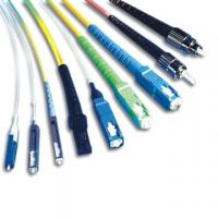 Quality High Credibility and Stability Fiber Optic Patch Cord for FTTH , CATV, LAN for sale