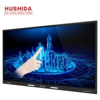 China All In One Computer Smart Interactive Whiteboard  75'' 20 Points LED IR Touch on sale