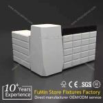 Quality China manufacturer cash desks checkout counter for sale
