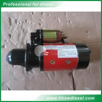 Quality Motor starter assembly QD2707A, C4934622 for Dongfeng truck 210 engine Euro II for sale