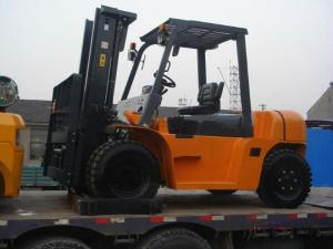Quality CPCD60 6T Logistics Machinery With Diesel Operated for sale