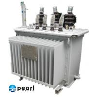 Buy cheap Three Phase Amorphous Alloy Transformer 6.6 KV - Class Oil Immersed Transformer from wholesalers