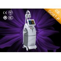 China Vacuum cryolipolysis fat freeze slimming machine ,  rf  fat cavitation machine on sale