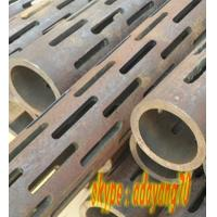 Quality J55、K55 Slotted Pipes for sale
