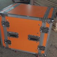 Quality Plywood Custom Flight Cases , Dj Flight Case Mobile Display Case for sale