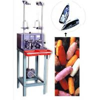 Quality Silk Cotton Thread Automatic Coil Winding Machine With High Speed Winding Area for sale