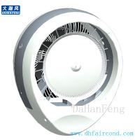 China DHF Hot sale portable water mist spray fan on sale